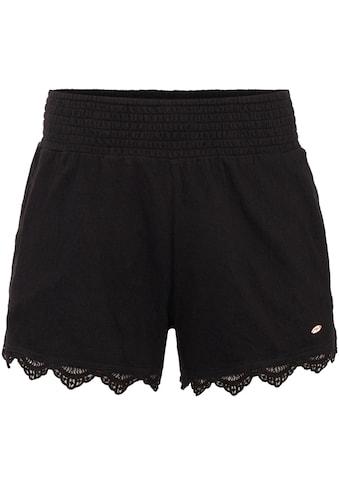 O'Neill Shorts »LW AZALEA DRAPEY SHORTS« kaufen