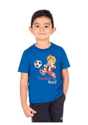 Trigema T-Shirt Fußball-Raudi kaufen