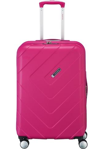 """travelite Hartschalen - Trolley """"Kalisto, 67 cm, pink"""", 4 Rollen kaufen"""