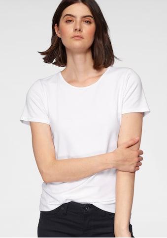 OTTO products T-Shirt, nachhaltig aus LENZING™ ECOVERO™ Viskose kaufen