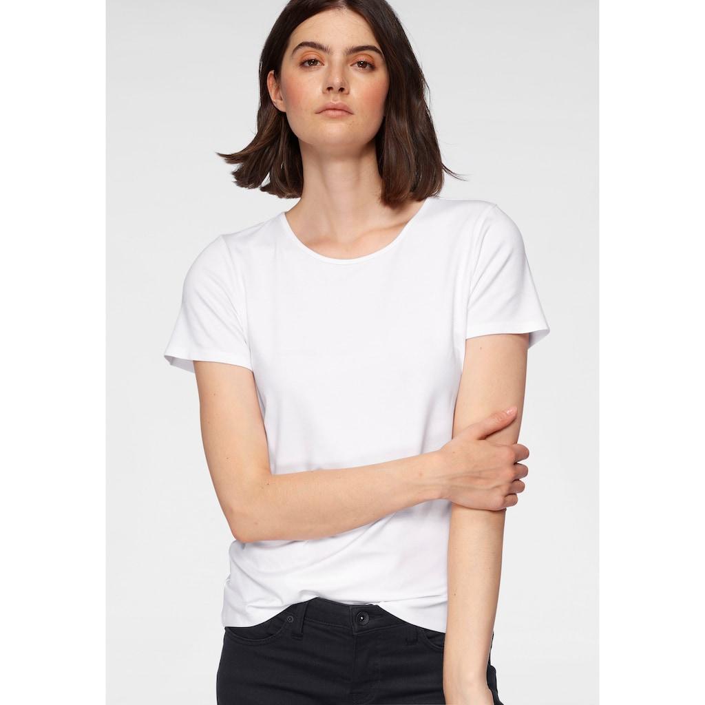 OTTO products T-Shirt, nachhaltig aus LENZING™ ECOVERO™ Viskose