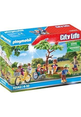 Playmobil® Konstruktions-Spielset »Im Stadtpark (70542), City Life« kaufen