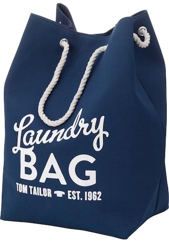 TOM TAILOR Wäschesack »LAUNDRY BAG« kaufen