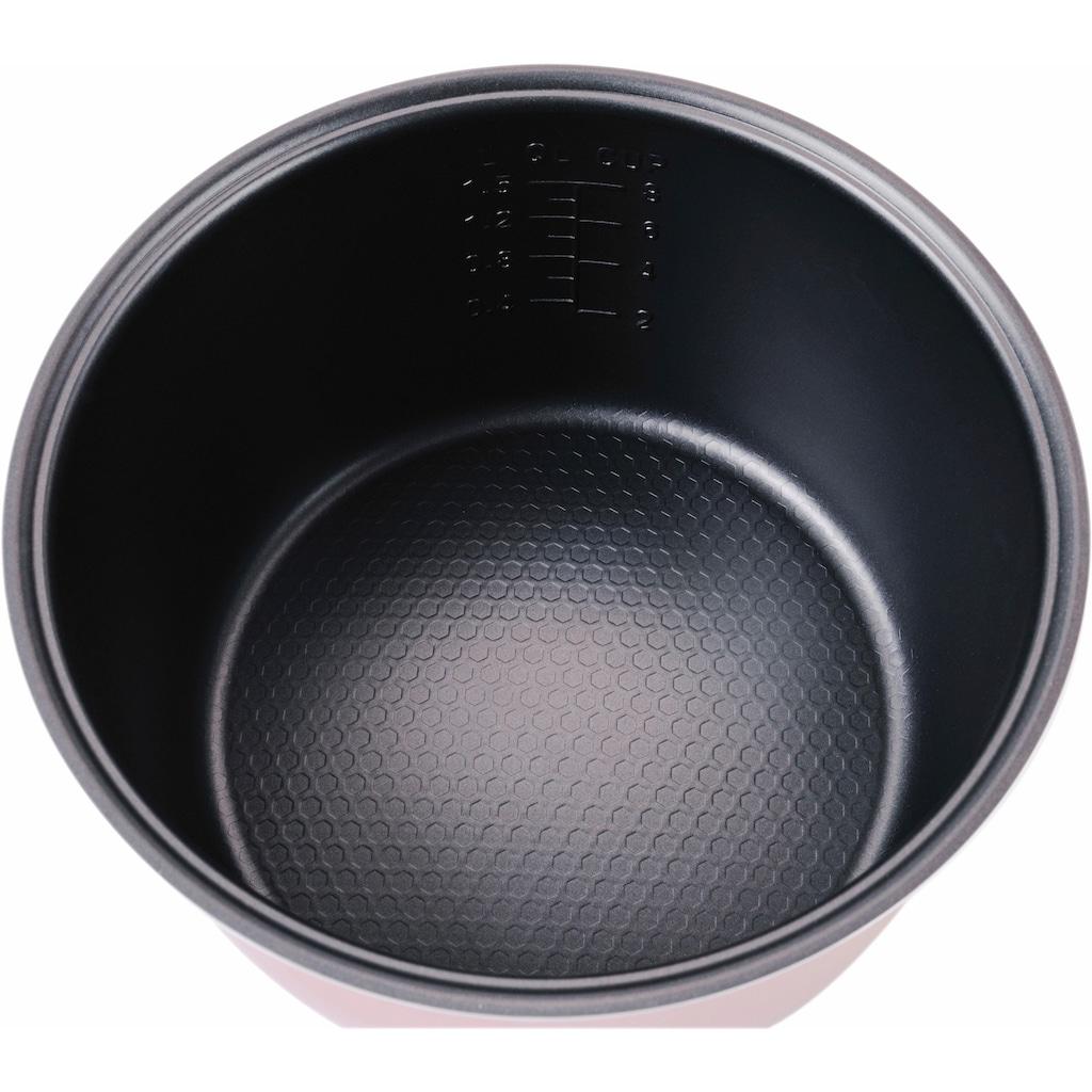 bkitchen Reiskocher »cook 200«, ca. 4 Liter
