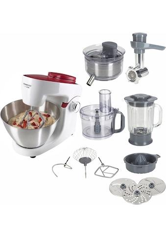 KENWOOD Küchenmaschine MultiOne KHH326WR, 1000 Watt, Schüssel 4,3 Liter kaufen