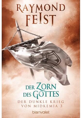 Buch »Der dunkle Krieg von Midkemia 3 - Der Zorn des Gottes / Raymond Feist, Regina... kaufen