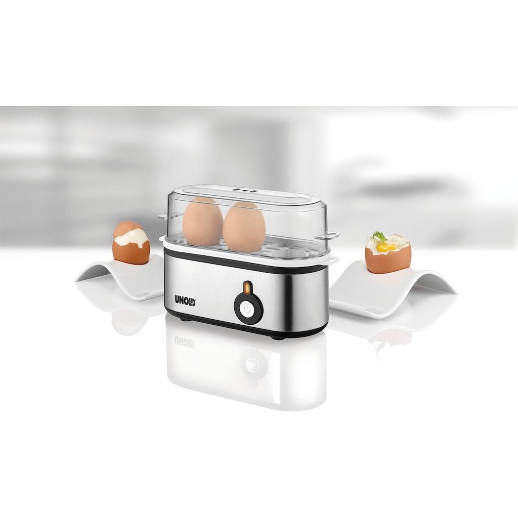 Unold Eierkocher »Mini 38610«, für 3 St. Eier, 210 W