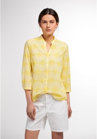 Eterna Klassische Bluse »MODERN CLASSIC«, Tunika mit Dreiviertel-Arm kaufen