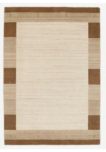 OCI DIE TEPPICHMARKE Wollteppich »Alagis Border«, rechteckig, 6 mm Höhe, reine Wolle, Wohnzimmer kaufen