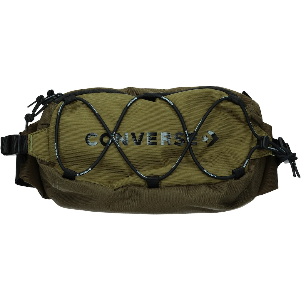 Converse Gürteltasche »Swap Out Sling, dark moss/terra taupe«