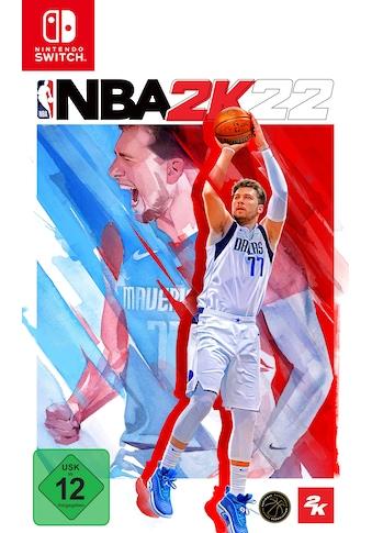2K Sports Spiel »NBA 2K22«, Nintendo Switch kaufen
