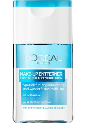 L'ORÉAL PARIS Augen-Make-up-Entferner »Waterproof« kaufen