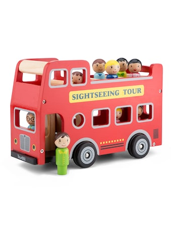 New Classic Toys® Spielzeug-Bus »Little Driver - Sightseeing-Bus«, inkl. Figuren kaufen