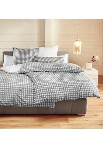Guido Maria Kretschmer Home&Living Bettwäsche »Pepitasia«, mit tollem Hahnentritt Muster kaufen