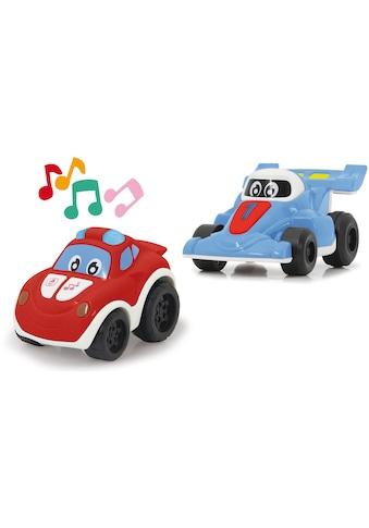 "Jamara Spielzeug - Auto ""My little Racer, blau/rot"" (Set, 2 - tlg.) kaufen"