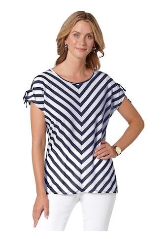 Ambria Longshirt in sommerlich leichter Qualität kaufen