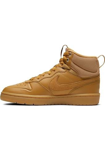 Nike Sportswear Sneaker »Court Borough Mid 2 Boot« kaufen