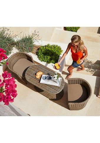 MERXX Gartenmöbelset »Ancona Wicker« kaufen