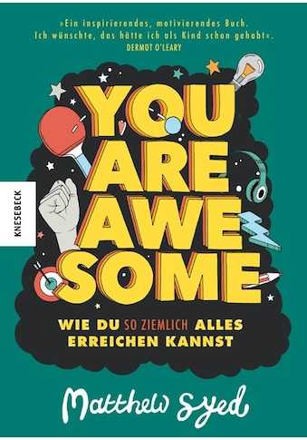 Buch »You are awesome / Matthew Syed, Toby Triumph« kaufen