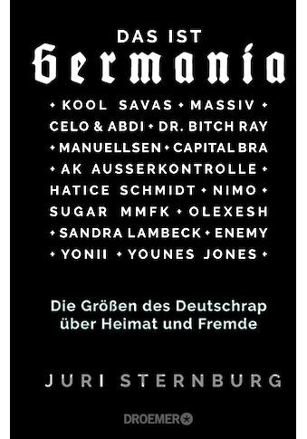 Buch »Das ist Germania / Juri Sternburg« kaufen