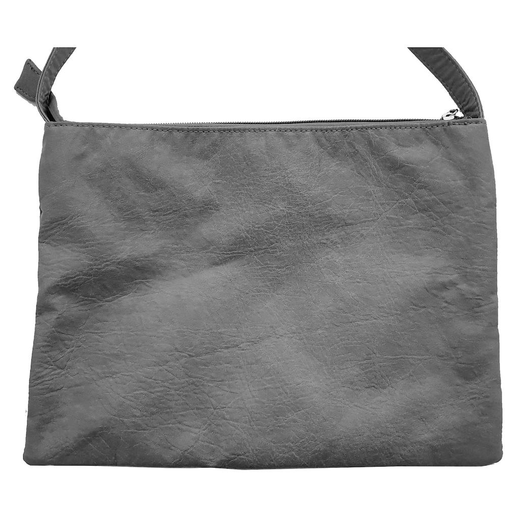 Vleder BAG Umhängetasche »Rike«, in modischer Animal Optik, bekannt aus der Serie GZSZ