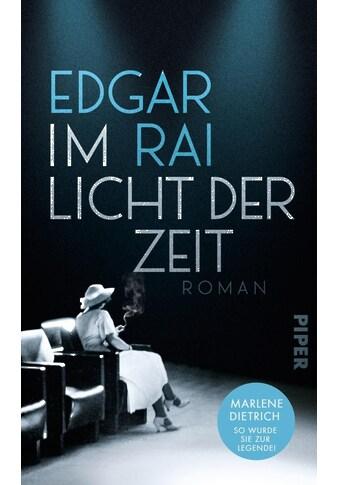 Buch »Im Licht der Zeit / Edgar Rai« kaufen