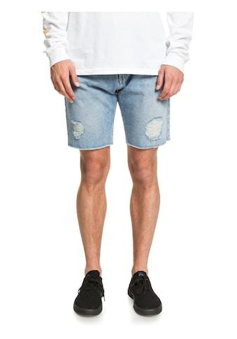 Quiksilver Jeansshorts »High Water Blue Rip« kaufen