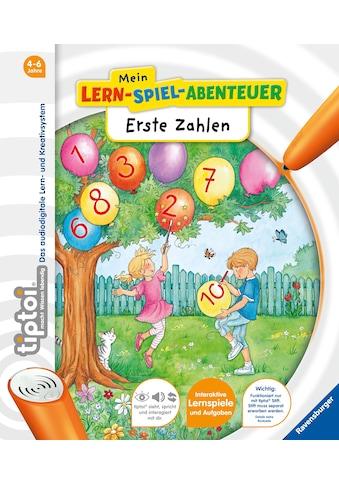 Buch »tiptoi® Erste Zahlen / Eva Odersky, Silke Voigt« kaufen
