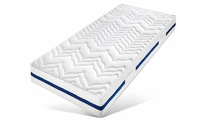Breckle Taschenfederkernmatratze »TFK Duo«, 530 Federn, (1 St.), 2 Härten in 1 Matratze - die Matratze für Kunden mit Wunsch nach Flexibilität kaufen