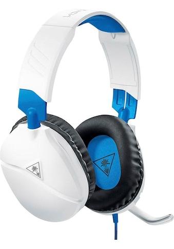 Turtle Beach Gaming-Headset »RECON 70 P für PS4 Pro und PS4 (White)« kaufen