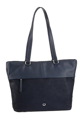 GERRY WEBER Bags Shopper »keep in mind shopper lhz«, mit Reißverschluss-Vortasche kaufen
