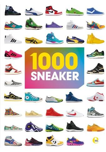 Buch »1000 Sneaker / DIVERSE« kaufen