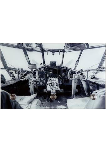 Garderobe »Flugzeugcockpit alt« kaufen