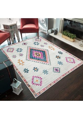Teppich, »Bodrum Sahara«, CosmoLiving by Cosmopolitan, rechteckig, Höhe 8 mm, maschinell gewebt kaufen