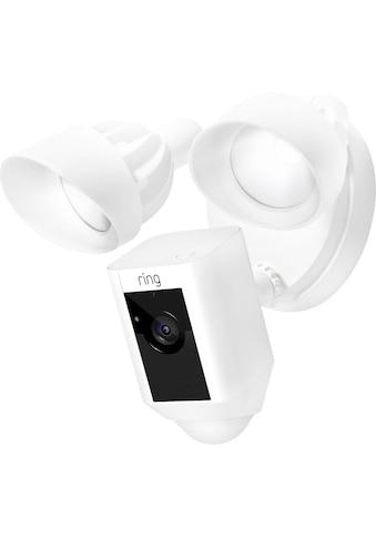 Ring Überwachungskamera »Floodlight Cam«, Außenbereich, eingebauter Lautsprecher,... kaufen