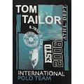 TOM TAILOR Polo Team T-Shirt »TEAM INTERNATIONAL«