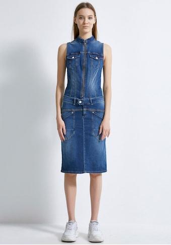 LTB Jeanskleid »BILLY«, mit vielen Teilungsnähten für eine figurbetonte Passform kaufen
