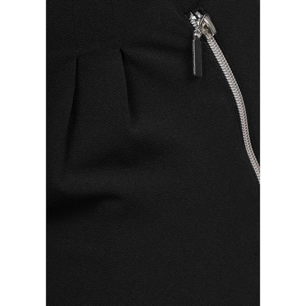 Laura Scott Schlupfhose, mit Reißverschlusstaschen