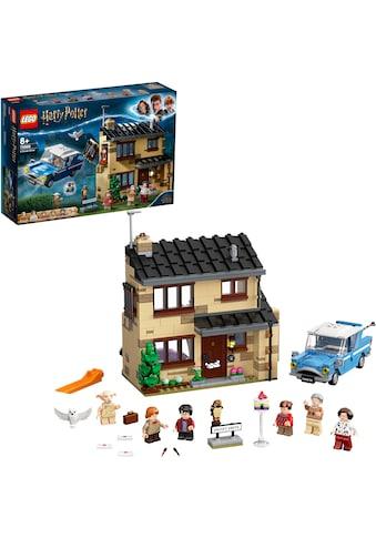 """LEGO® Konstruktionsspielsteine """"Ligusterweg 4 (75968), LEGO® Harry Potter™"""", Kunststoff, (797 - tlg.) kaufen"""