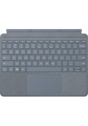 Microsoft Tastatur »Surface Go Signature Type Cover«, (Touchpad-Funktionstasten) kaufen