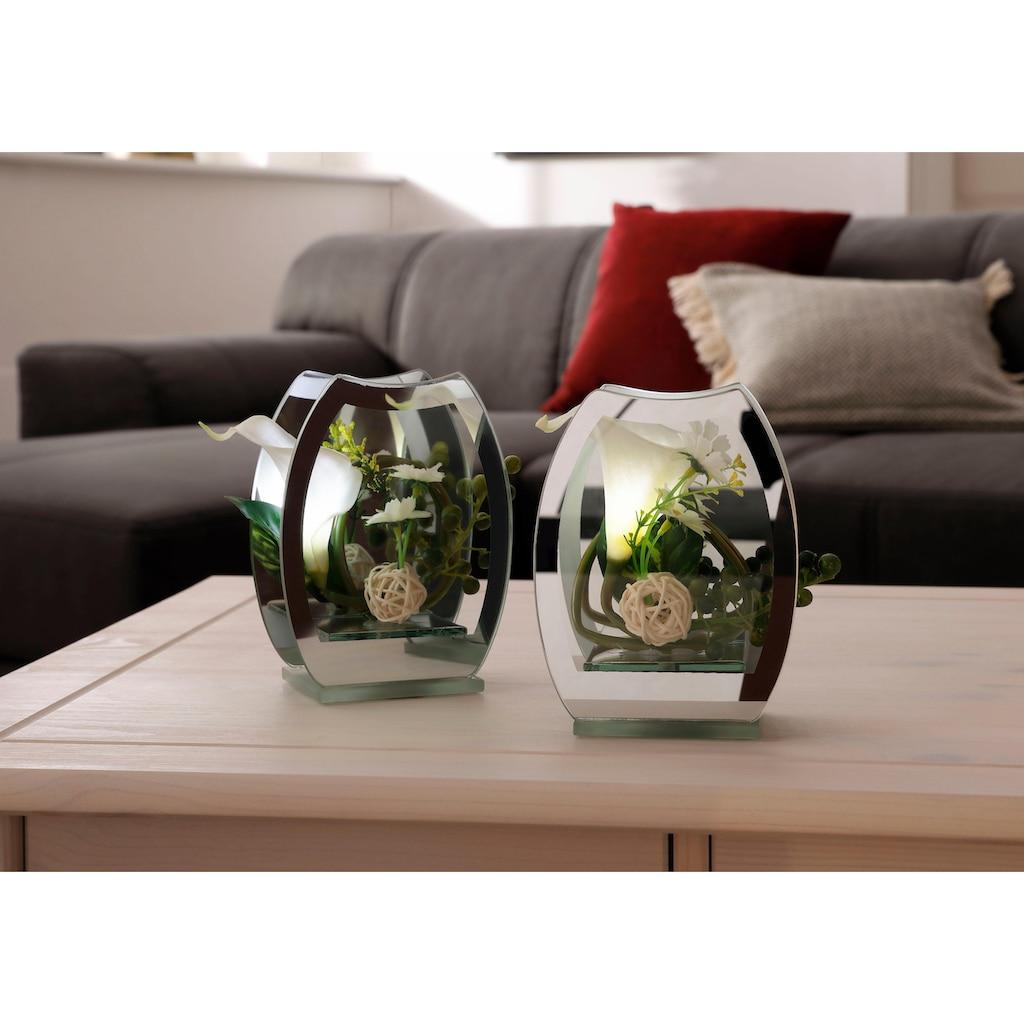 DELAVITA Kunstpflanze »LED-Calla«