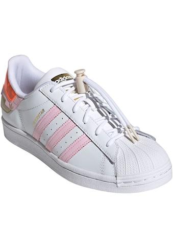 """adidas Originals Sneaker »SUPERSTAR W """"T & F""""« kaufen"""