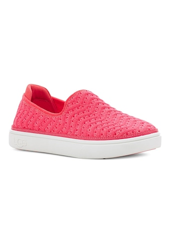 UGG Slip-On Sneaker »Caplan Slip-On«, mit leichter Perforierung kaufen