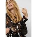 Vero Moda Chiffonkleid »VMSMILLA«