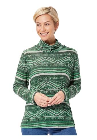 Classic Basics Winter - Shirt in weicher Single - Jersey - Qualität kaufen