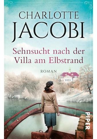 Buch Sehnsucht nach der Villa am Elbstrand / Charlotte Jacobi kaufen