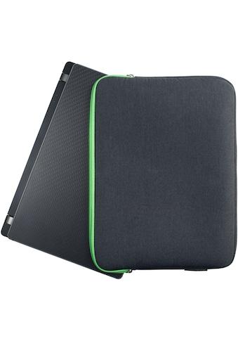 """Gecko Covers Notebooktasche »Zipper sleeve Laptop 13"""" - un. Reißverschluß« kaufen"""