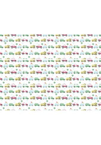 queence Fliesenaufkleber »Fahrzeuge« kaufen