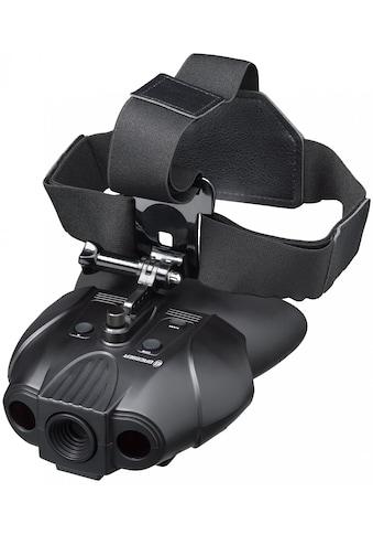 BRESSER Nachtsichtgerät »Digital Binokular 1x mit Kopfhalterung« kaufen