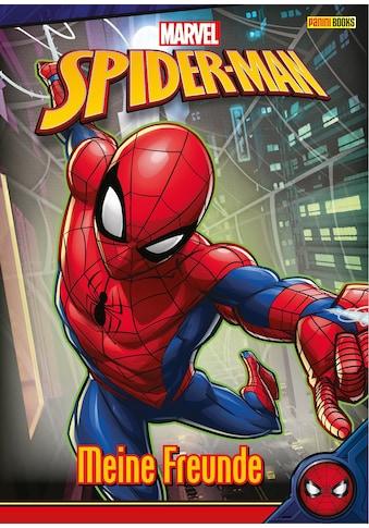Buch Marvel Spider - Man Freundebuch / DIVERSE kaufen